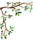 puunlehtia