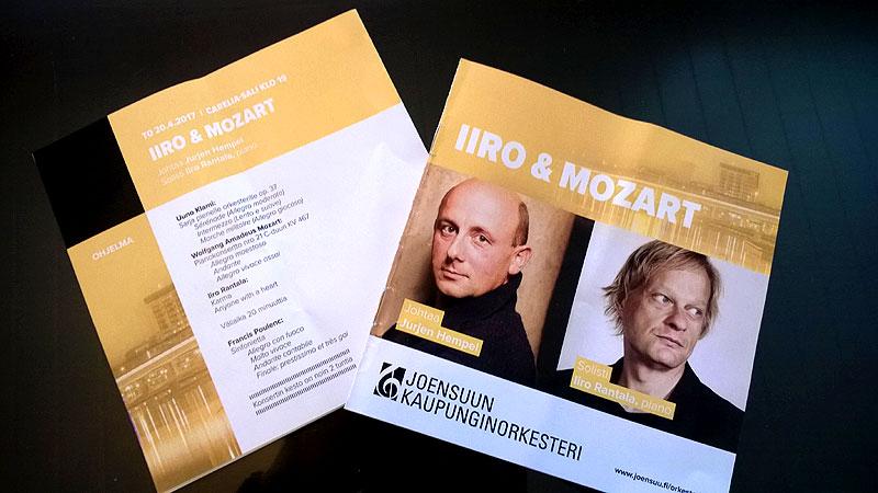 Iiro ja Mozart