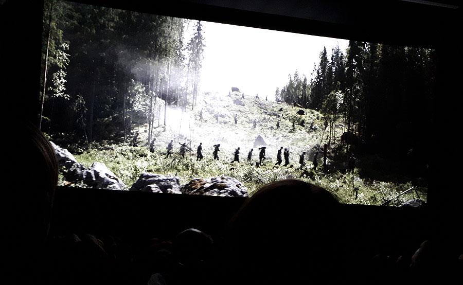 Elamyksia elokuvissa, elokuva