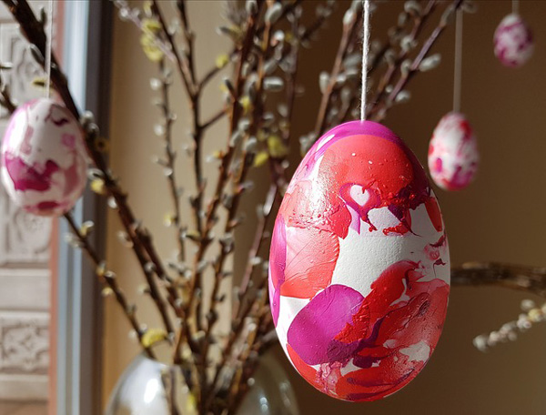 Pääsiäisideoita, Voimapuu
