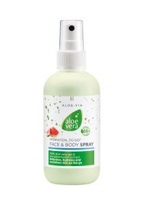 Aloe Vera To Go Face & Body spray, Voimapuu
