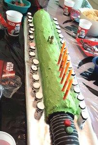 Starwars-kakku