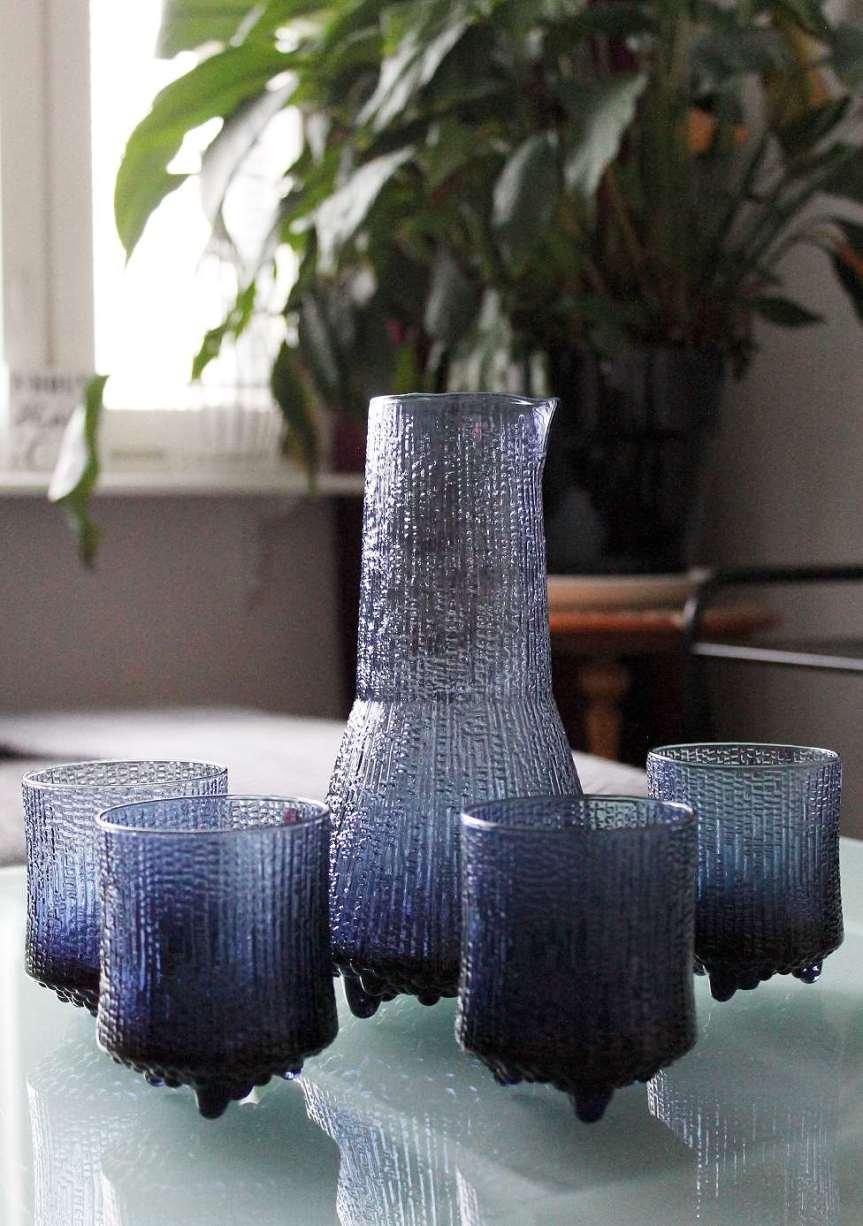 Ultima Thule Sade - lasissa sininen hetki, Voimapuu