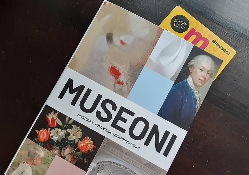 Museoni - muistikirja